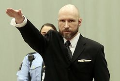 Breivik skarży się na izolację i jakość jedzenia w więzieniu. Ruszył proces apelacyjny