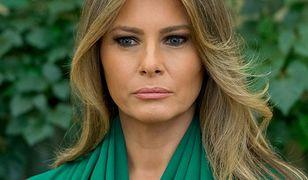 Mija rok, odkąd Melania Trump została pierwszą damą Stanów Zjednoczonych.