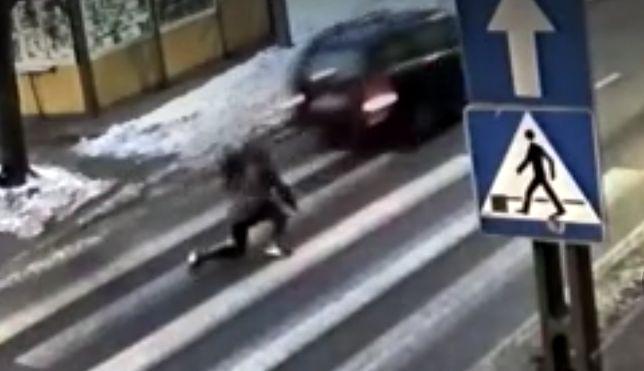 Do potrącenia doszło w poniedziałek w Bydgoszczy