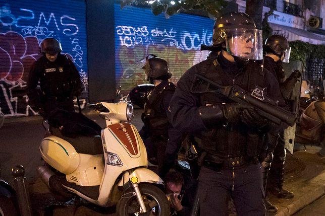 Paryż: ponad 140 zatrzymanych po starciach z policją