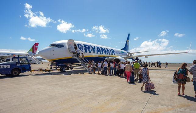 Ryanair ogłosił rozkład lotów na zimę. Rekordowa liczba nowych tras w 2018 roku