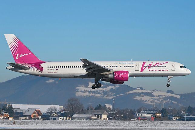 Turyści uziemieni przez rosyjskie linie lotnicze. Putin oburzony