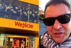 Koronawirus. Ochrona IKEA wyrzuciła go ze sklepu. Ostra reakcja Karolaka