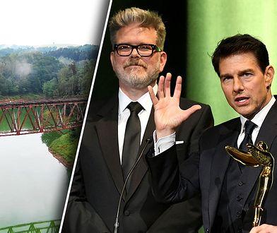 """To o nim w oświadczeniu o Moście Pilchowickim pisał reżyser """"Mission: Impossible 7"""". Jest odpowiedź"""