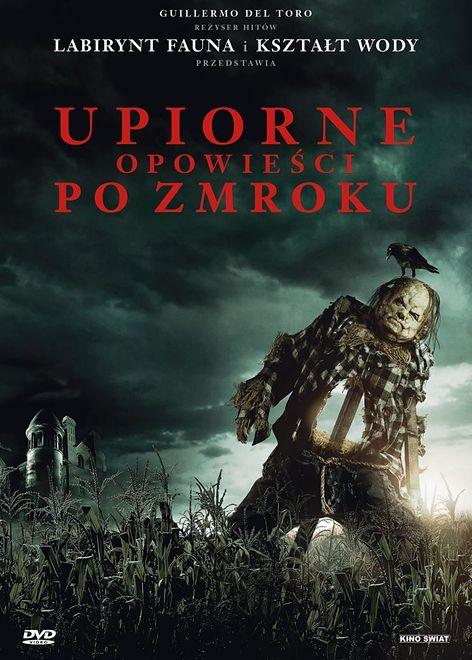 """""""Upiorne opowieści po zmroku"""": Idealne DVD pod choinkę"""