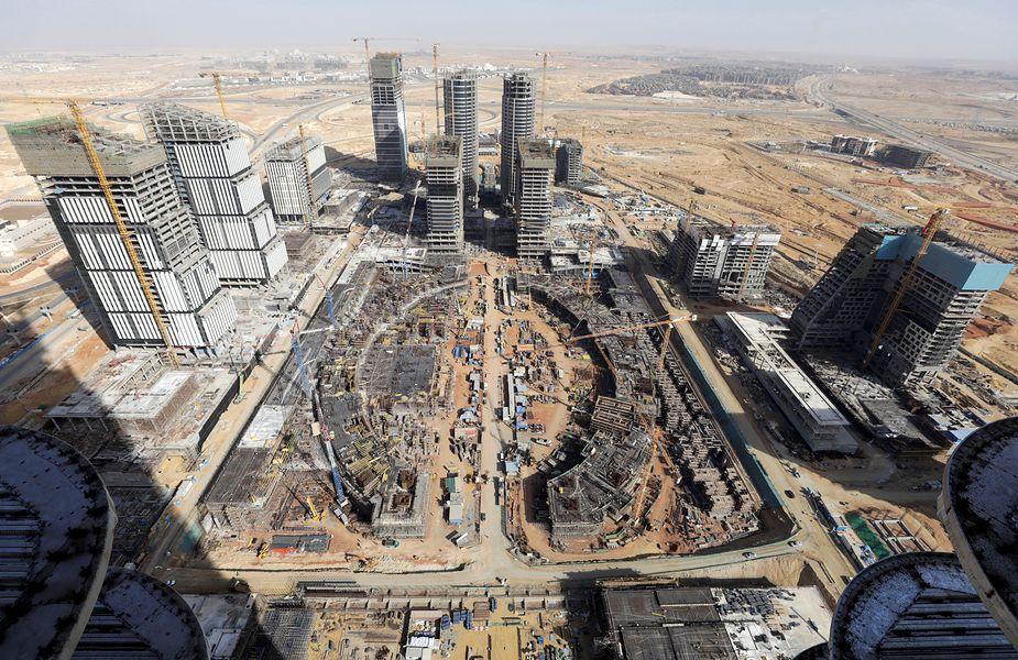 Nowa stolica Egiptu. Miasto wyrosło na środku pustyni