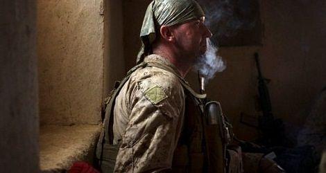 Co ćpają amerykańscy żołnierze?