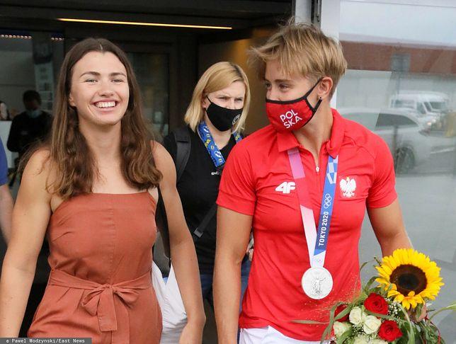Katarzyna Zillmann z partnerką Julią Walczak