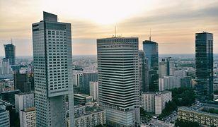Smog Warszawa - 15 stycznia. Kolejny dzień z czystym powietrzem w Warszawie.