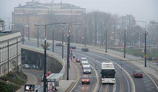 Smog Warszawa - Al. Solidarności