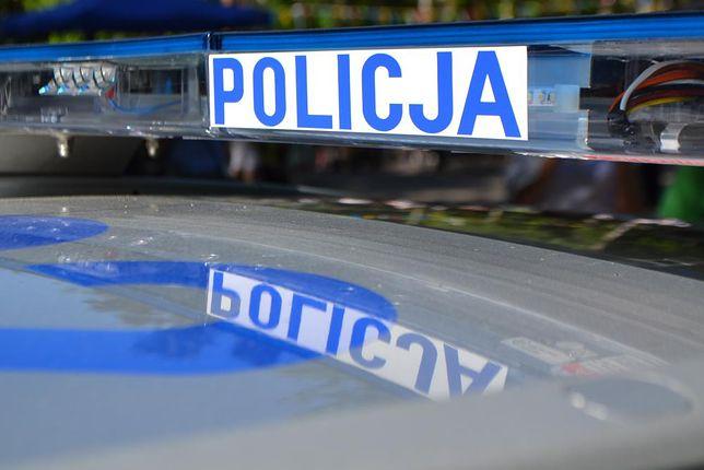 Policjanci zatrzymali pijanego kierowcę tira