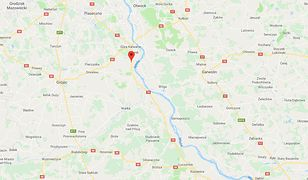Tragiczny wypadek na DK 79 niedaleko Góry Kalwarii