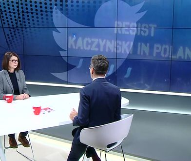 Brudziński atakuje Rogera Watersa. Julia Pitera komentuje