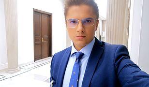 Gorące obrady Sejmu. Na miejscu jest Michał Wróblewski