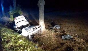 Biała pod Prudnikiem. Śmiertelny wypadek BMW. Nie żyje 26-latek