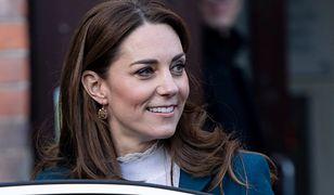 Księżna Kate zaliczyła wpadkę.