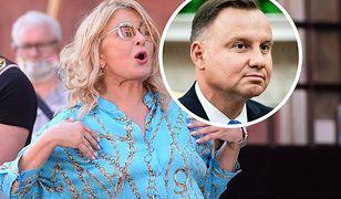 Majka Jeżowska skomentowała zwycięstwo Andrzeja Dudy