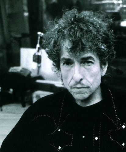 Bob Dylan fot. Sony BMG