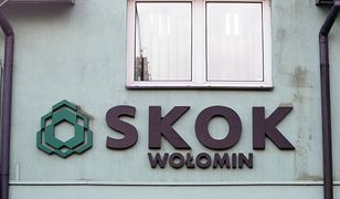 Warszawa. Siedziba SKOK w Wołominie, grudzień 2014 r.