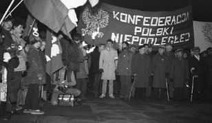 Konfederacja Polski Niepodległej istnieje od 1979 roku