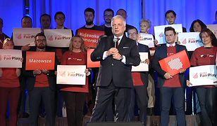 Robert Gwiazdowski z pomysłem na Polskę. Konwencja rozpoczynająca działalność nowej partii