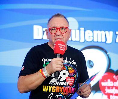 """Jerzy Owsiak szczęśliwy. Założyciel WOŚP zdradził """"kosmiczne plany"""""""