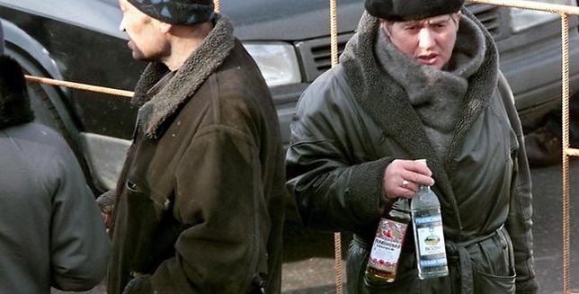 Tak tam wygląda walka z alkoholizmem - ludzie zaczną pić olej napędowy