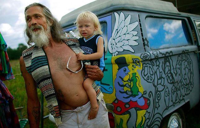 Współcześni hipisi zwołują kolejne światowe zgromadzenie