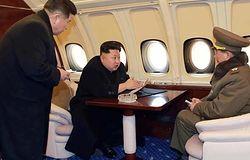 """Air Force Un"" - luksusowy odrzutowiec Kima"