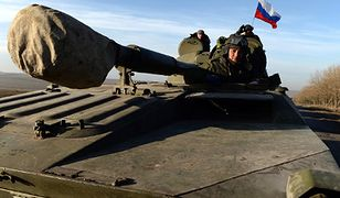 Stratfor: tak mogłyby wyglądać operacje wojskowe Rosji na Ukrainie