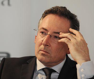 Bartłomiej Sienkiewicz pełnił funkcję Ministra Spraw Wewnętrznych