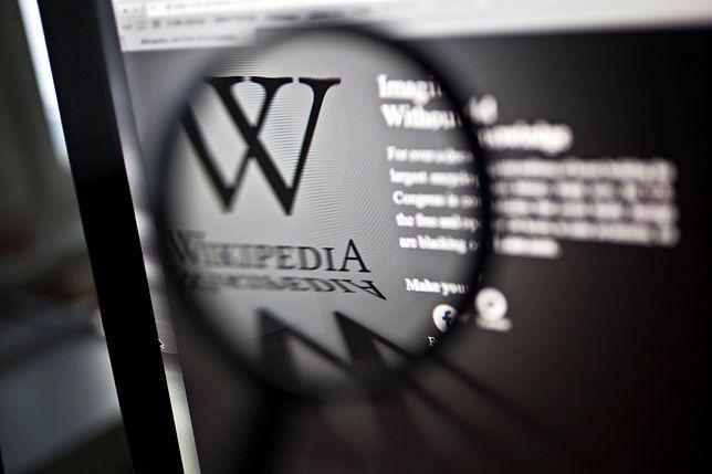 Wikipedia ostrzega przed cenzurą internetu