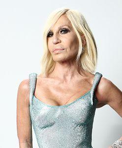 Donatella Versace o koronawirusie we Włoszech. Ma ważne przesłanie