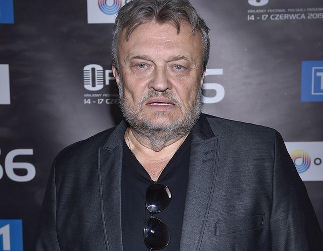 Krzysztof Cugowski ma bardzo niską emeryturę.