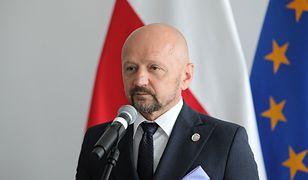Koronawirus w Polsce. Senator Jacek Bury zakażony