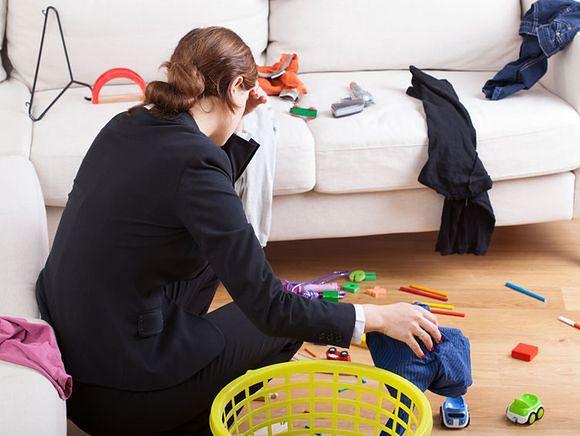 Sprzątanie bałaganu w mieszkaniu to podstawa zadbanego domu