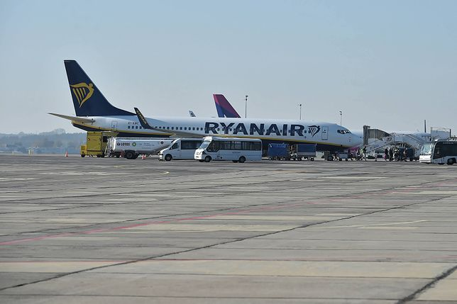 Koronawirus na lotnisku w Gdańsku. Ponad sto osób uziemionych