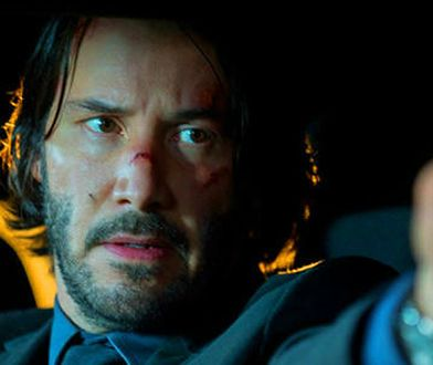 """W filmie """"John Wick 3"""" w główną rolę ponownie wcielił się Keanu Reeves"""