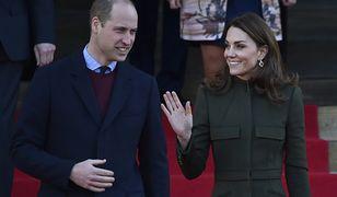 Książę William i Kate Middleton wyrazili wsparcie dla Borisa Johnsona