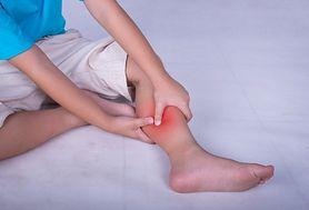 Skręcenia i naderwania mięśni u dzieci