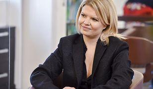 Marta Manowska jest bardzo religijna. Kontakt z Bogiem i krzyż na zdjęciu