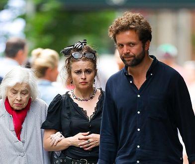 Helena Bonham Carter świętowała 53. urodziny wraz ze swoim o 20 lat młodszym chłopakiem