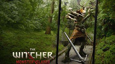 Wiedźmin: Pogromca Potworów to hit. Niemcy, Anglia i USA też grają - The Witcher Monster Slayer