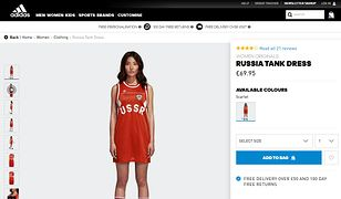 Adidas sprzedaje koszulki z radzieckimi symbolami. Litwini oburzeni