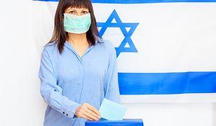 Wybory parlamentarne w Izraelu z koronawirusem w tle