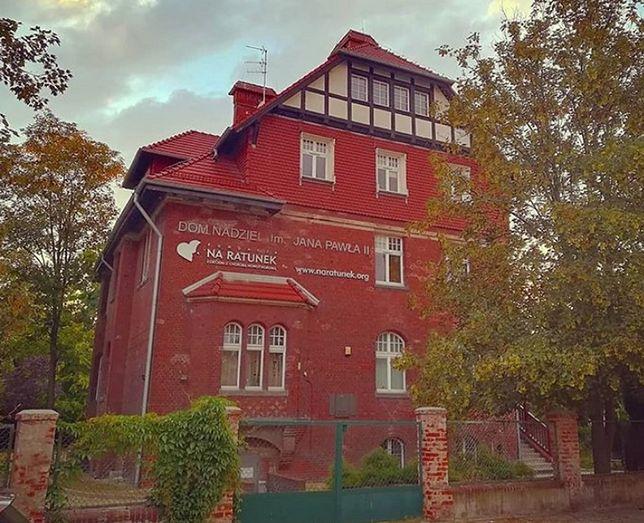 Alois  Alzheimer mieszkał w willi przy ul. Bujwida 42