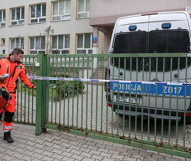Warszawa Wawer. Tragedia w szkole podstawowej