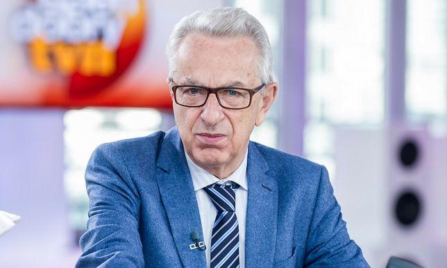 Prof. Zbigniew Lew-Starowicz jest pogrążony w żałobie.