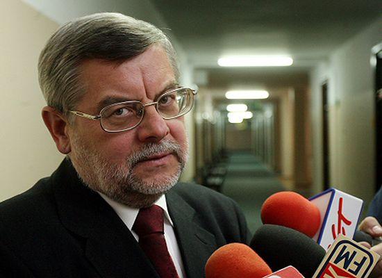 Tomasz Nałęcz wraca do polityki?