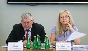 """Małgorzata Wassermann: """"Mam nadzieję, że Tusk nie stchórzy"""""""